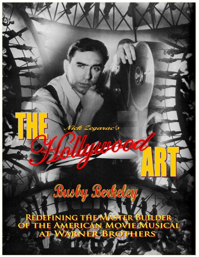 THE HOLLYWOOD ART - BUSBY BERKELEY