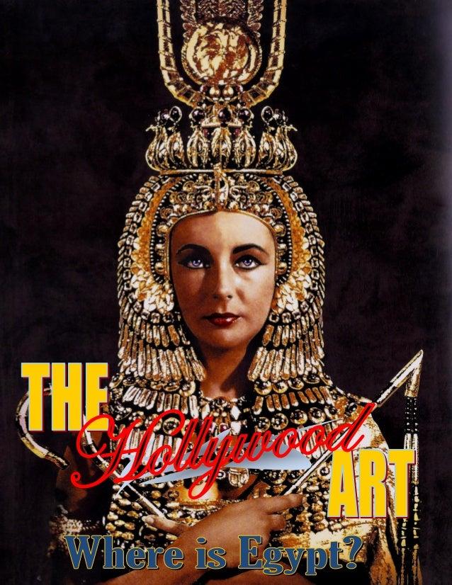 THE HOLLYWOOD ART - Cleopatra (1963)