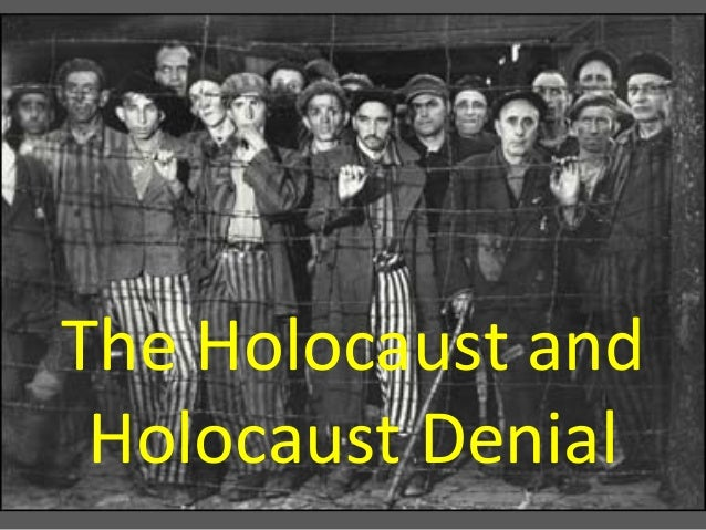 a report on the holocaust