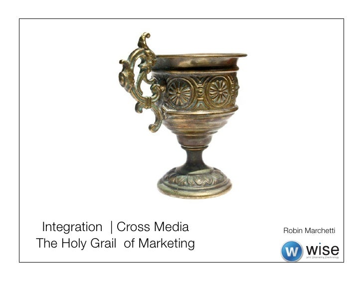 The Holy Grail of Integrated Marketing