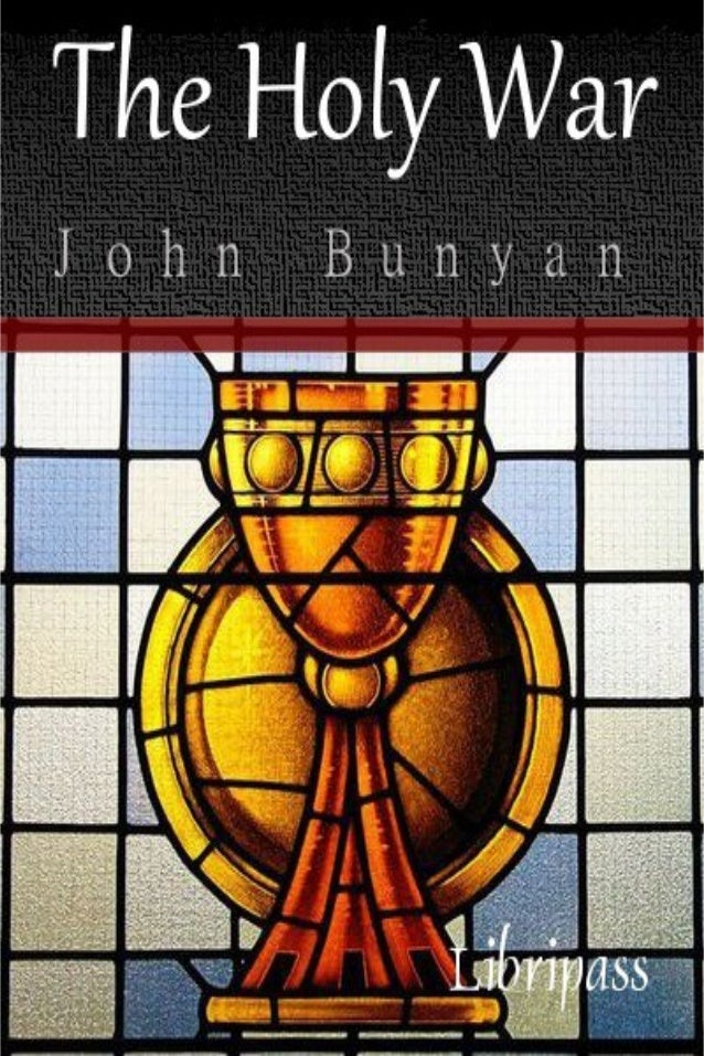 The Holy War By John Bunyan - ebook