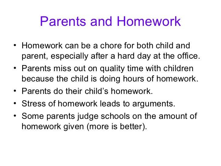 Homework contracts