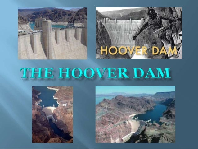 The Hoover Dam is a Concrete