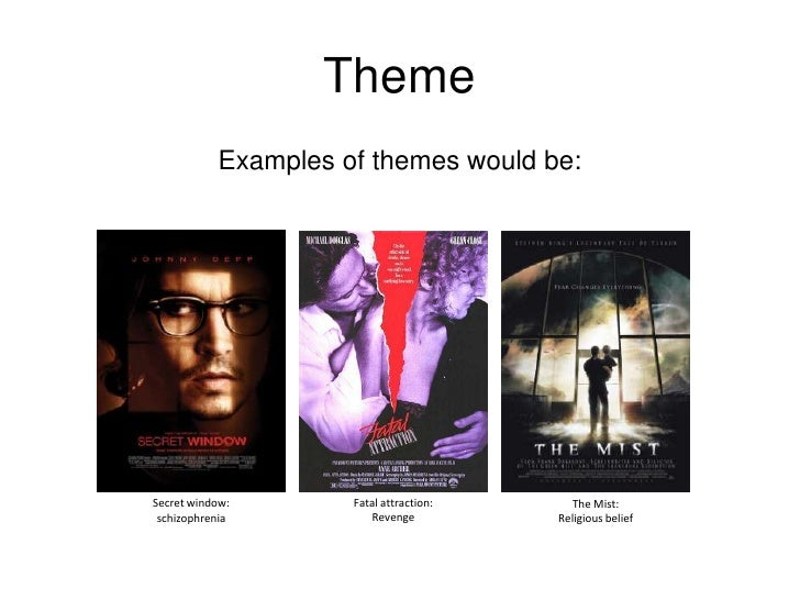 I need help with an Essay on the movie Secret Window?