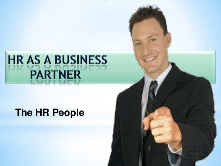 The HR People