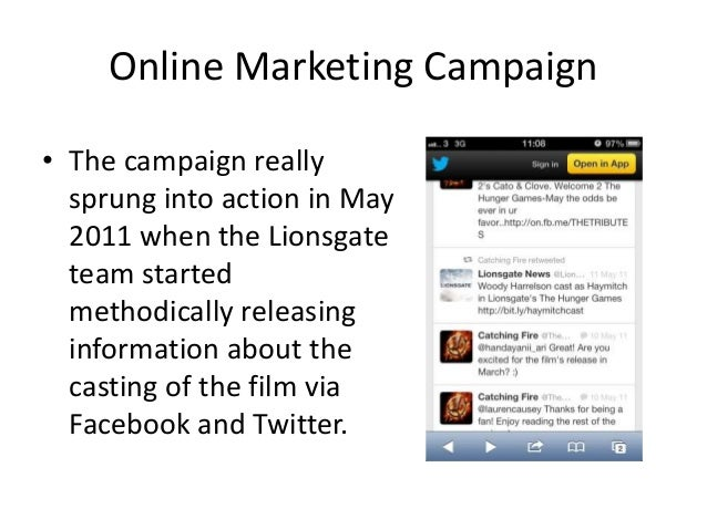 mobile marketing campaign case study 5 outstanding facebook marketing case studies we've of technical articles out there about the mechanics of a successful facebook marketing campaign.