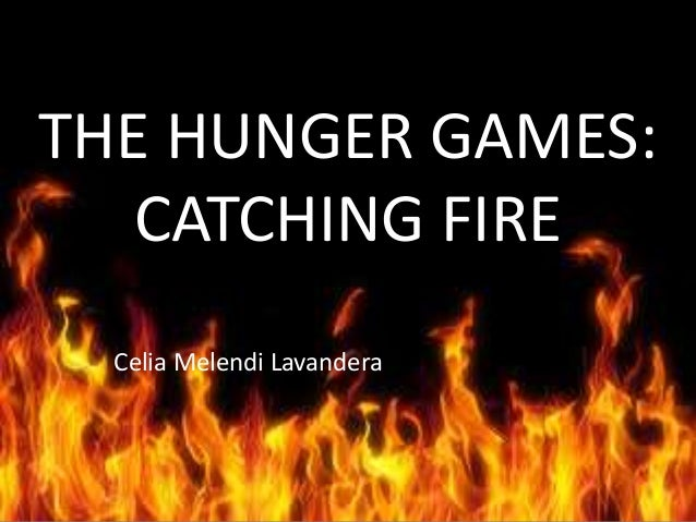 The Hunger Games 2  - Celia