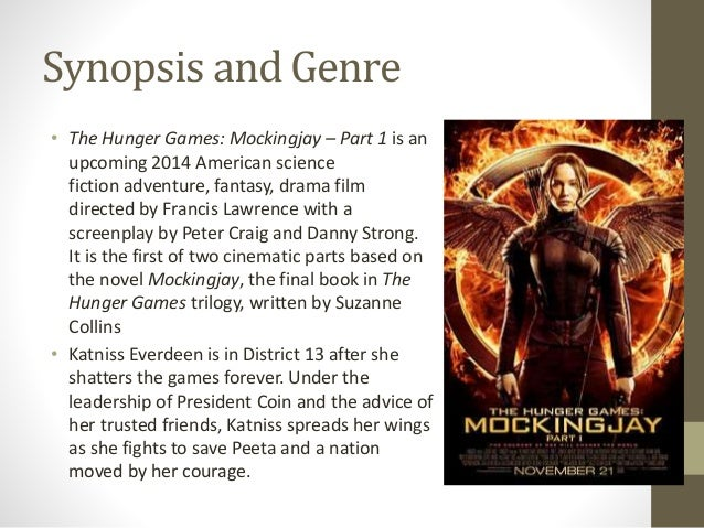 hunger games storyline