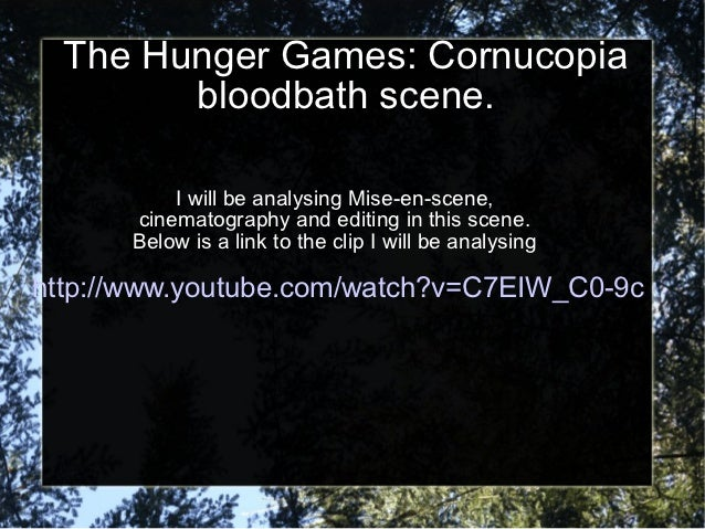 The Hunger Games - GCSE English - Marked by Teachers.com