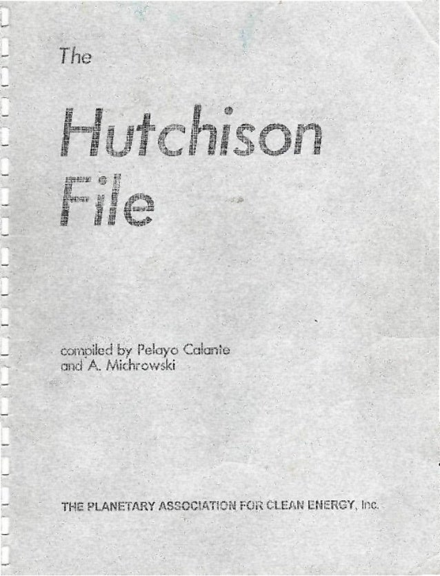 The hutchison effect file (1)