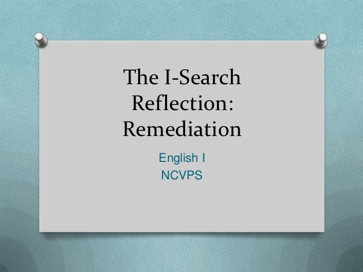 The i search lesson 3 overview