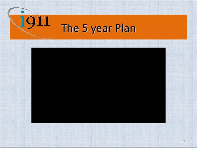 Year Plan For Addiction Recovery