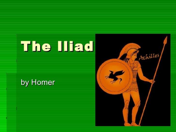 The iliad intro 2