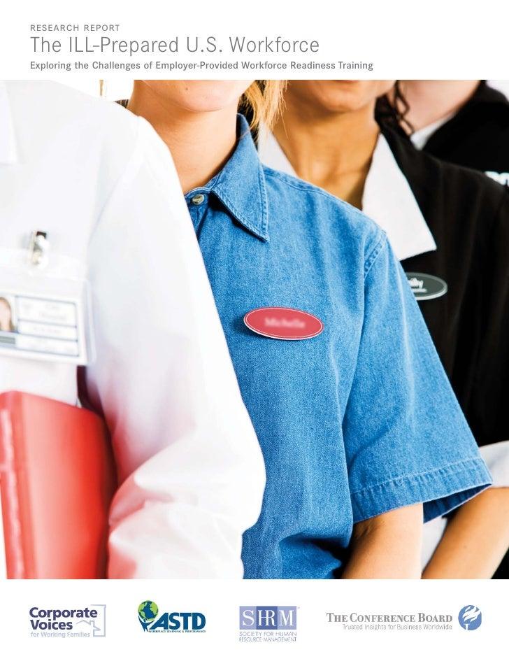 NCCET Webinar - The Ill Prepared U.S. Workforce Document