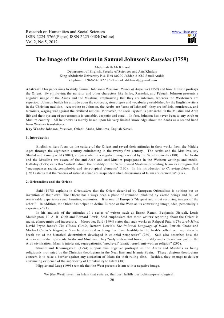 Research on Humanities and Social Sciences                                                           www.iiste.orgISSN 222...