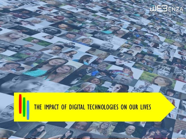 the effect of digital technology on Recent advances in our ability to communicate and process information in digital form— a series of developments sometimes described as an  information technology.