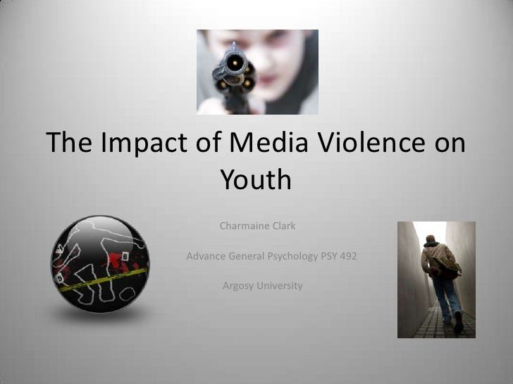 the media impact on youth violence Keywords: media violence, youth violence, delinquency, longitudinal study   while the results of effect studies on violence in television and film are consistent, .