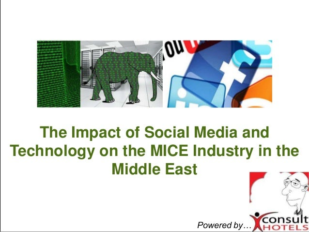 Social impact of technology poster