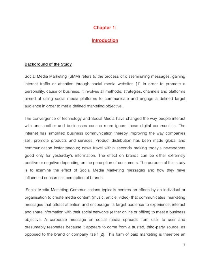 Negative effects of social media Essay Sample