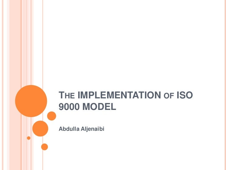 iso 9000 implementation in pakistan Iso 9001 lead auditor certification provides a complete range of knowledge and  skills for leading both internal and external audits pakistan.