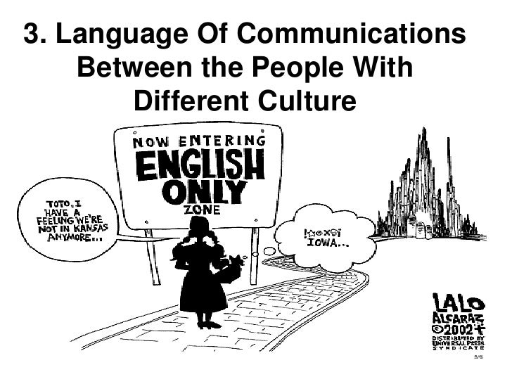 interrelationship between culture and english language The sapir-whorf hypothesis describes the relationship between language, culture and thought  to explain the cultural difference between chinese people and english .