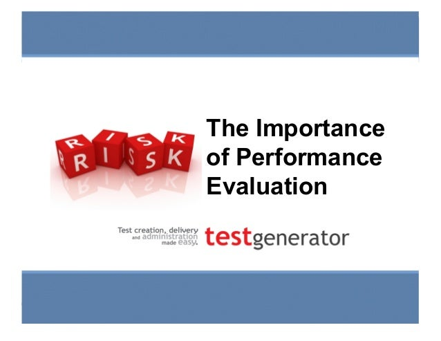 Importance of Employee Performance in Business Organizations