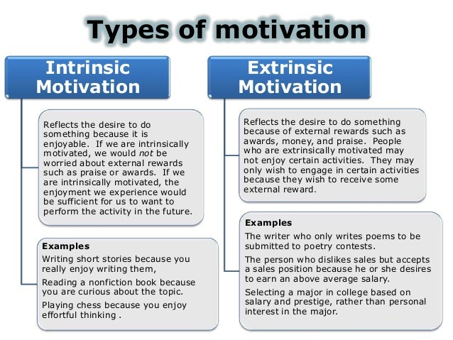 leadership and motivation essay