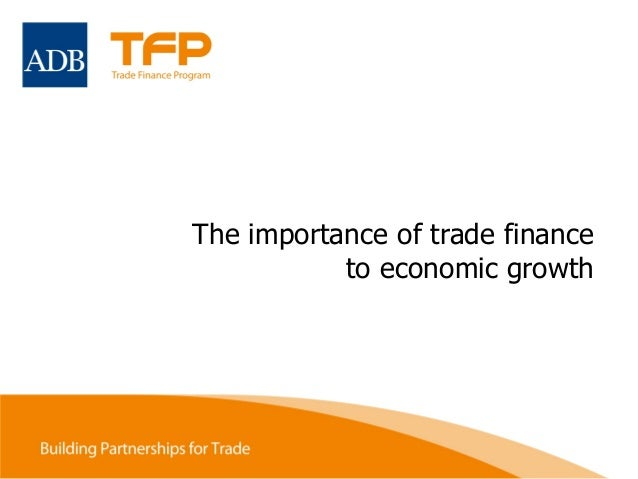the importance of technology in international trade Of trade 10 for developing countries information and communication technology government procurement is an important aspect of international trade.