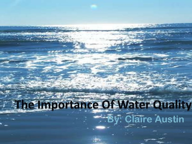 the importance of water 6 reasons to drink water it's no magic bullet, but the benefits of water are many by kathleen m zelman, mph, rd, ld  drinking enough fluids is important when exercising.