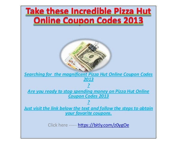 Pizza hut coupons nowra