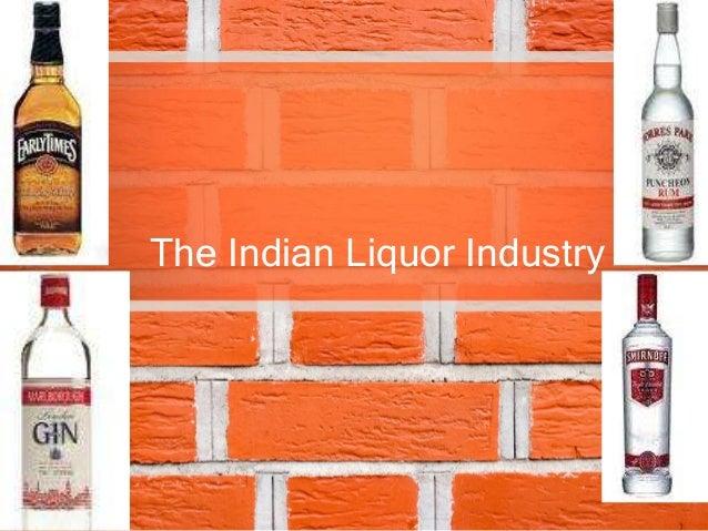 The Indian Liquor IndustrySAGAR-