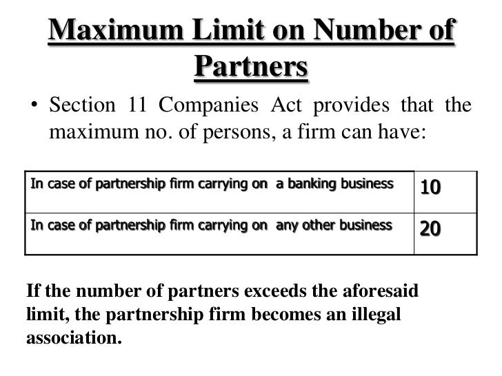 indian partnership act 1932 Definition of partnership section 4 of the indian partnership act, 1932 defines partnership as follows partnership is the relation.