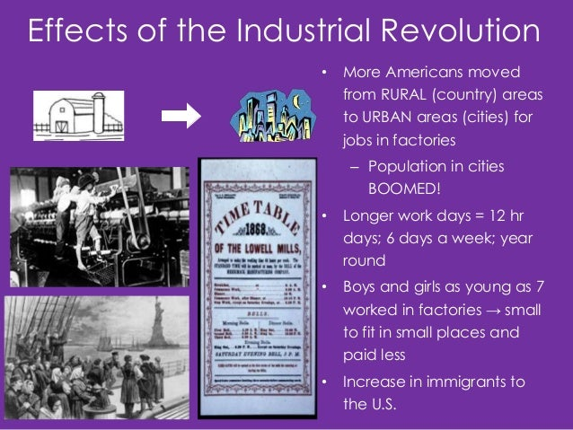 industrial revolution dbq negative effects The effects of the industrial revolution the industrial revolution was absolutely beneficial to the progress of the world from the 1800s all the way to present day.