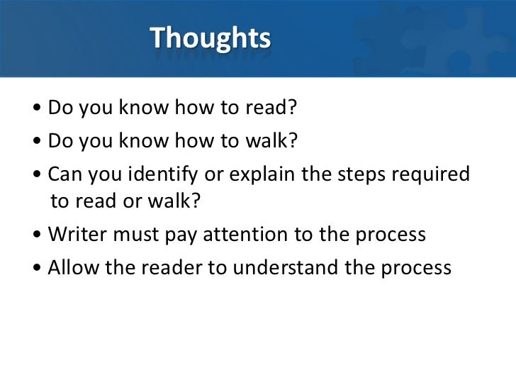 steps on writing an informative essay