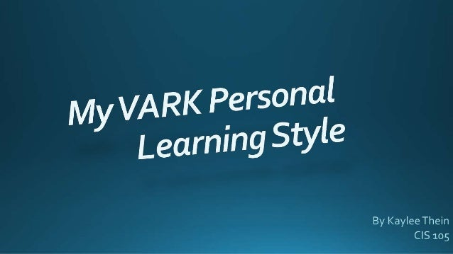 personal learning stlyes People with interpersonal learning styles learn best when they are  to careers  where there will be regular personal interaction with others.