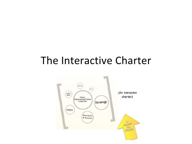 The Interactive Charter