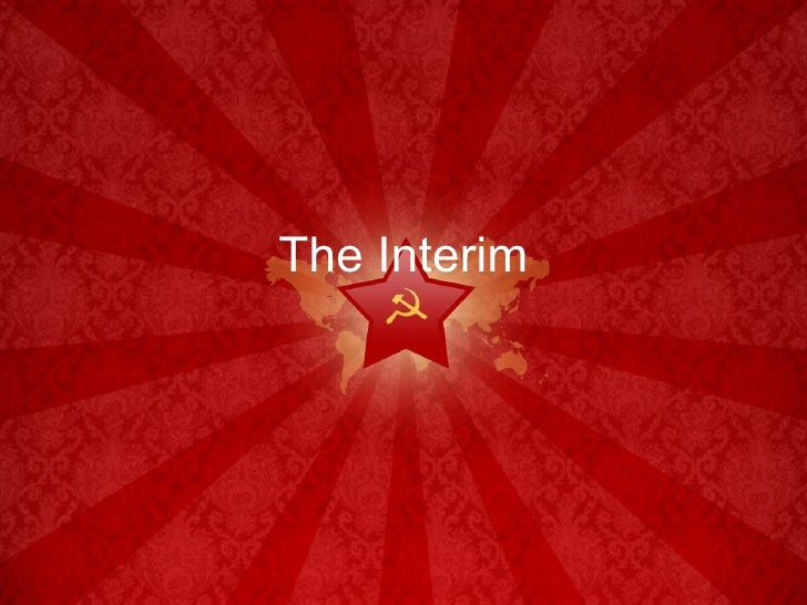 The Interim