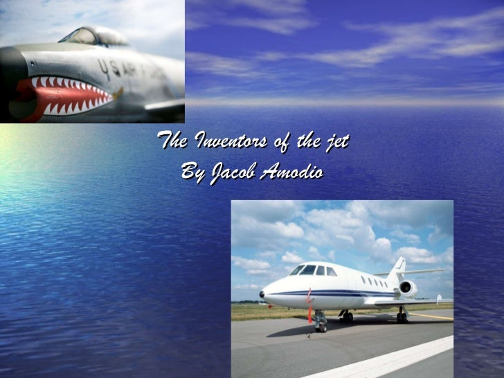 The inventors of the jet