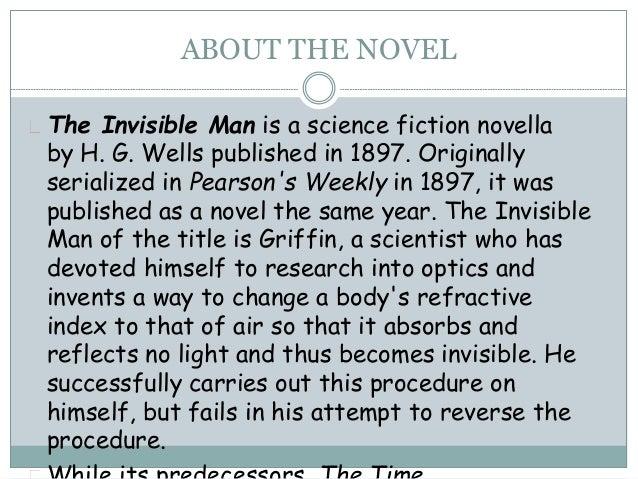 The invisible man theme essay grade