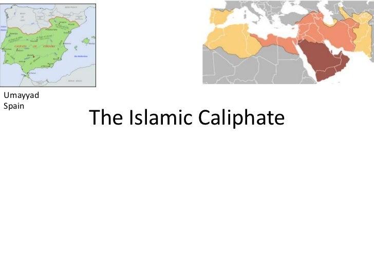 The islamic caliphate