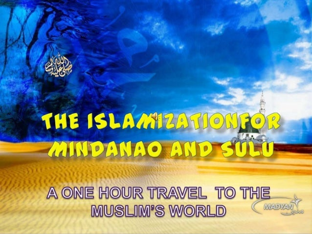  The history of the Philippine Muslims is part of the backbone of the historical development of the whole country. Filipi...