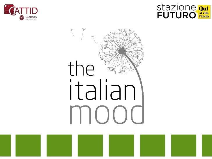 The italian mood