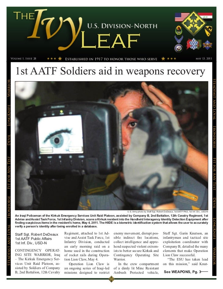 The ivy leaf, volume 1, issue 28