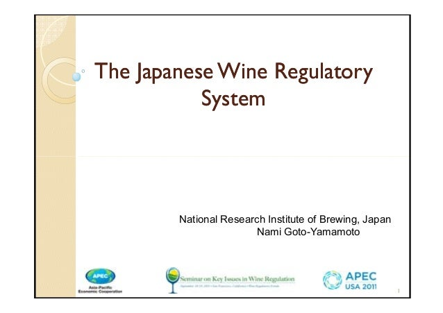 """!""""#$%&&(#)#$*+(#$,#-./&0123$           43)0#5        National Research Institute of Brewing, Japan                        ..."""