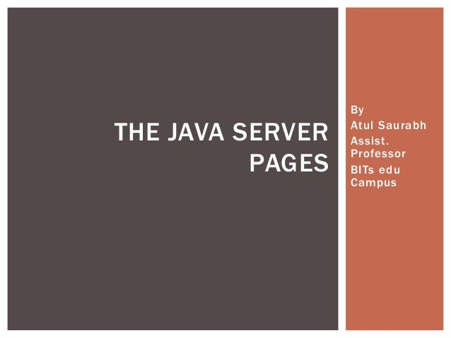 article java server pages Freemarker: an open alternative to jsp format and are not married to any server-side know java syntax well enough to author jsp pages entirely.