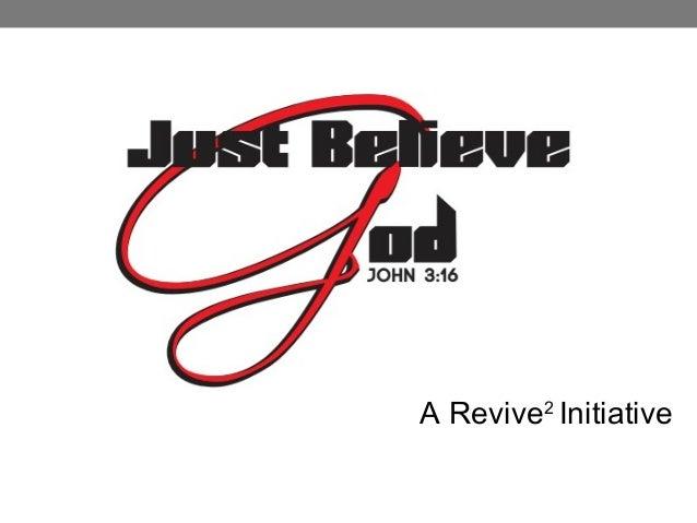 A Revive2 Initiative