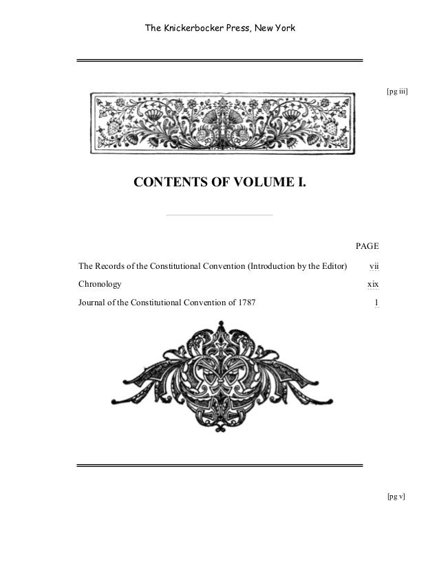 an analysis of constitutional convention in united states A convention to propose amendments to the united states constitution, also called an article v convention or amendments convention, called for by two-thirds (currently 34) of the state legislatures, is one of two processes authorized by article five of the united states constitution whereby the united states constitution may be altered.