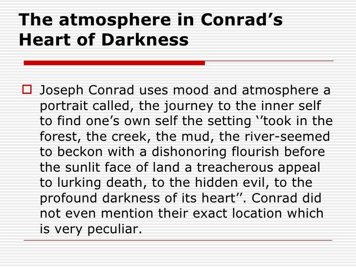 journey motif in heart of darkness essays Suggested essay topics and study questions for joseph conrad's heart of darkness perfect for students who have to write heart of darkness essays.