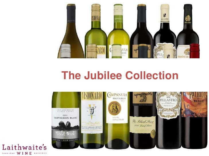 The Jubilee Collection