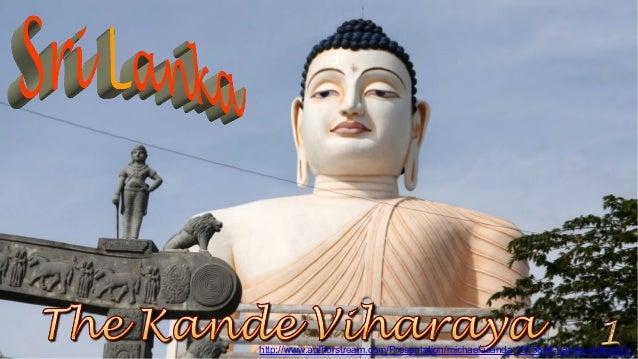 The Kande Viharaya1